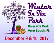 Huff's Promotions - Winter in the Park
