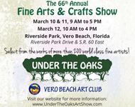 Art Under the Oaks - Vero Beach, Florida