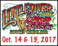 Little River ShrimpFest - Little River South Carolina