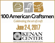 Kenan Center - 100 Craftsmen