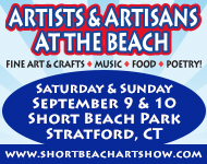 Short Beach Art Show - Stratford, Connecticut